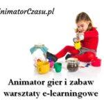 Animator gier i zabaw (e-learning)