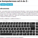 Bezwzrokowe pisanie na klawiaturze (warsztaty e-learningowe)