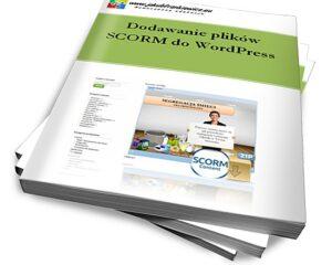 Dodawanie plików  SCORM do WordPress (Ebook)