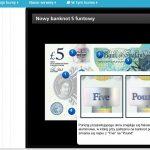 Rozpoznawanie autentyczności funta brytyjskiego