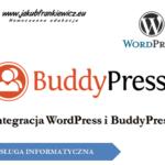 Integracja WordPress i BuddyPress