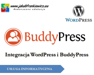 Integracja WordPress i BuddyPress