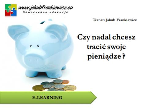 Zarządzanie budżetem domowym (E-learning)
