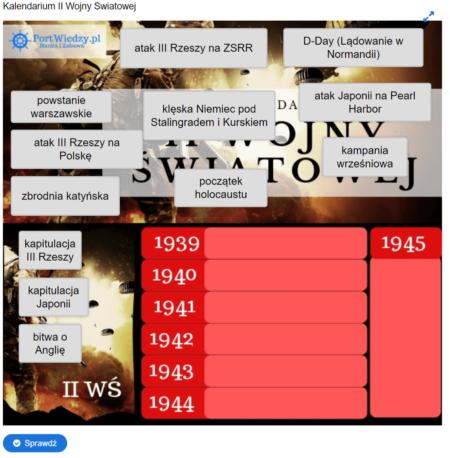 kalendarium 1 | KursWiedzy.pl