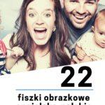 22 fiszki obrazkowe angielsko-polskie: Rodzina